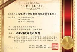 創新研發專利技術獎