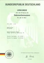 德國創新專利-測微器雙重自動定壓量測設計