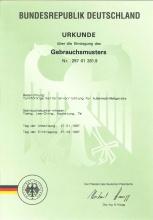 德國創新專利-塔式外徑校正器