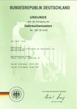 德國創新專利-電子式量規校正器