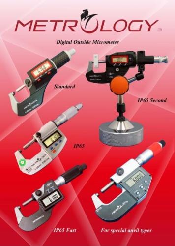 電子式外徑測微器