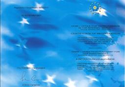EU PATENT-Squareness Checkmaster