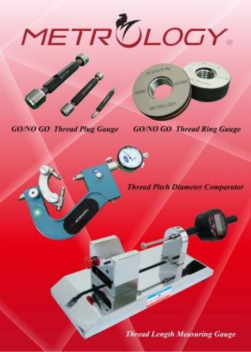 Thread Plug & Ring Gauge