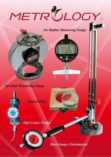 Optical Flats / Special Measuring Gauge