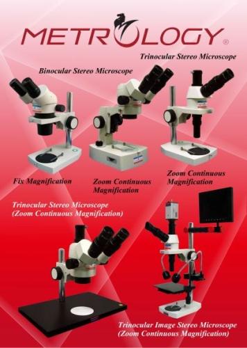 Binocular & Trinocular Stereo Microscope