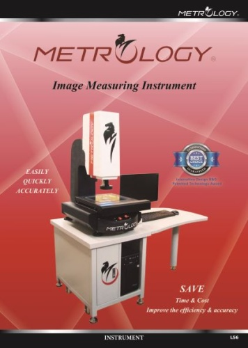 Video & Image Measuring Instrument