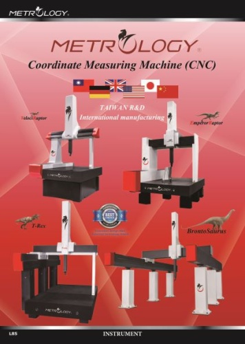 Coordinate Measuring Machine (CNC)