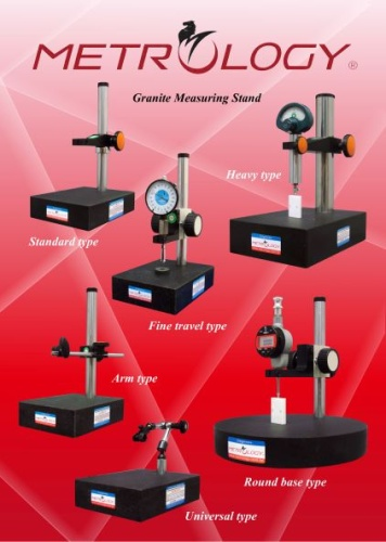 Granite Measuring Stand / Cleaner