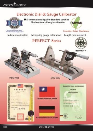 Electronic Dial & Gauge Calibrator