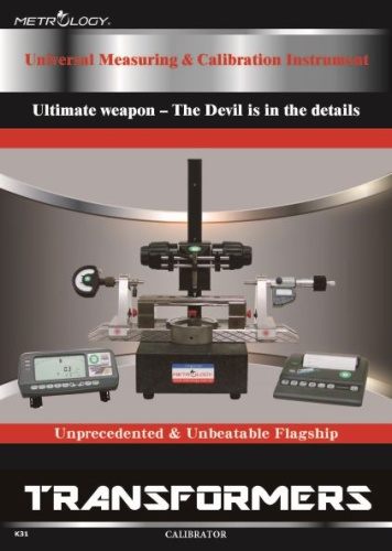 Universal Measuring & Calibration Instrument